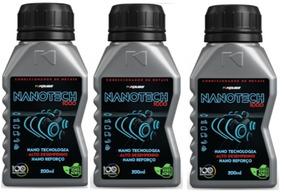 3 Nanotech 1000 Condicionador De Metais Koube Pronta Entrega