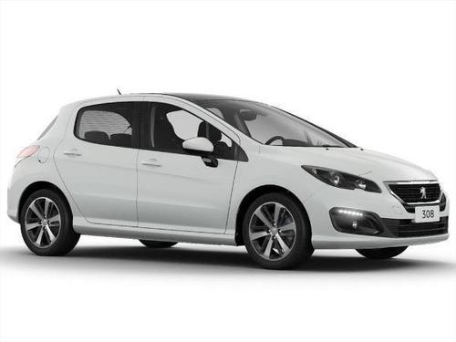 Peugeot 308 5ptas 1.6hdi Allure Manual 0km.