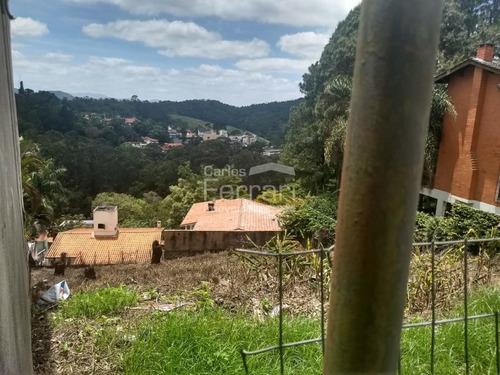 Terreno Em Condomínio Fechado Alto Padrão!!!! Permuta Imóvel, Carro, Moto, Estudo !!! - Cf17937