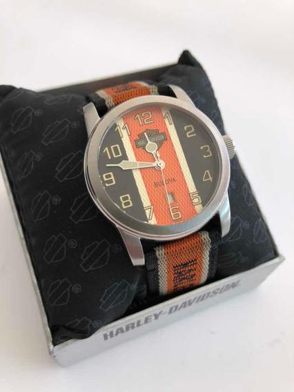 Relógio Harley Davidson Shield