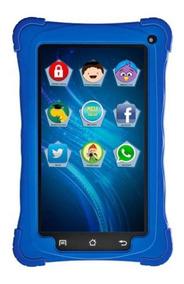 Tablet Mondial Tb-18 Kids Android 7.1 Tela 7 8gb Câmera 2mp