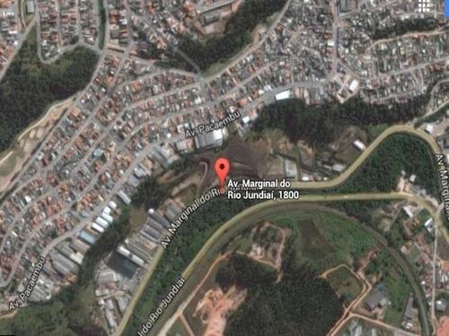 Área  Comercial Para Venda E Locação, Jardim Paulista, Várzea Paulista. - Ar00035 - 34729785