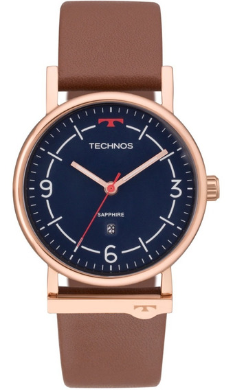 Relógio Technos Feminino Slim 9t13aa/2a
