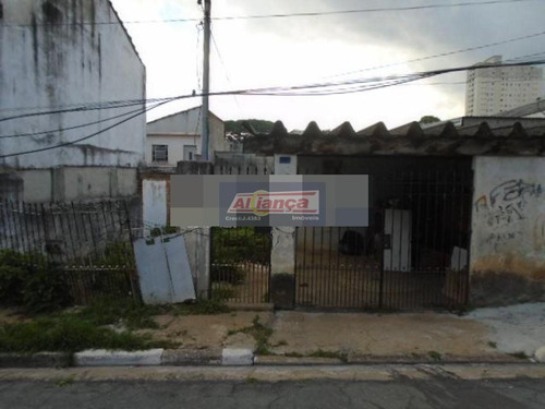 Terreno À Venda, 198 M² Por R$ 330.000,00 - Vila Silveira - Guarulhos/sp - Cód. Te0488 - Ai13580