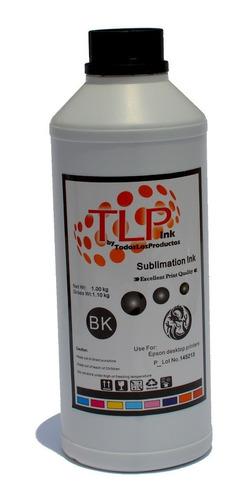 Imagen 1 de 10 de Tinta De Sublimacion Tlp Premium Para Sublimar 1 Juego Cmyk 4 Litros Mp
