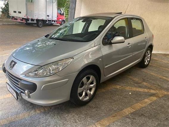 Peugeot 307 Hatch. Feline 2.0 16v (flex) (aut) Flex Automá