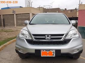 Honda Cr-v Lx 4x2 2010 Perfectamente Conservada