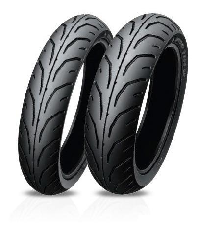 Kit 250-17 Y 275-17 Dunlop Tt900