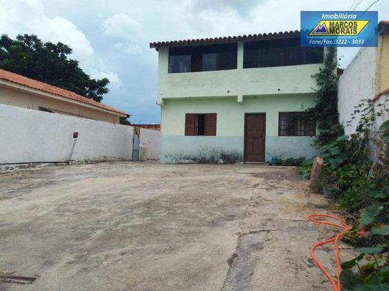 Casa Para Finalidade Comercial Em Excelente Localização Jd. Europa - Ca2250
