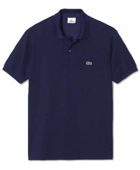 Polo Lacoste L1212 Navy Blue Classic Fit (azul Marino)