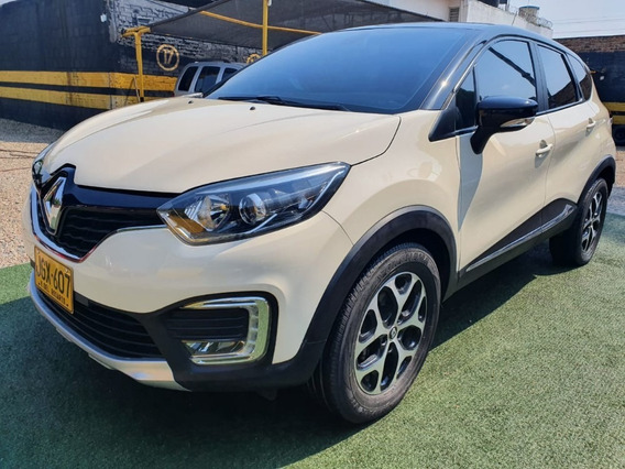 Renault Captur Intens At 4x2 2018 2.0cc Único Dueño Abs