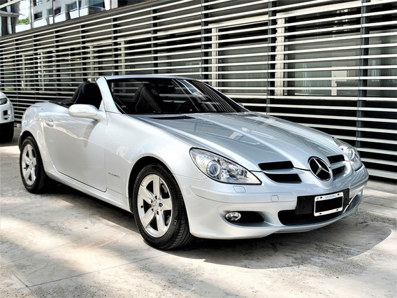 Mercedes Slk 200 Cabrio Cabriolet Manual