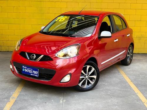 Nissan March Sl 1.6 Baixa Rodagem Metro Vila Prudente