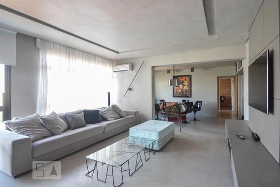 Apartamento Para Aluguel - Jardim Paulista, 2 Quartos, 120 - 893013445