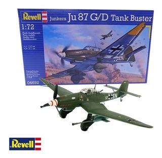 Junkers Ju 87 G/d Tank Buster Escala 1/72 Revell 04692