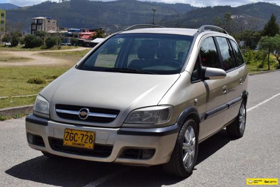 Chevrolet Zafira Gls 2,0 2008