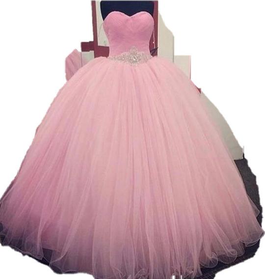 Vestido De 15 A Pedido