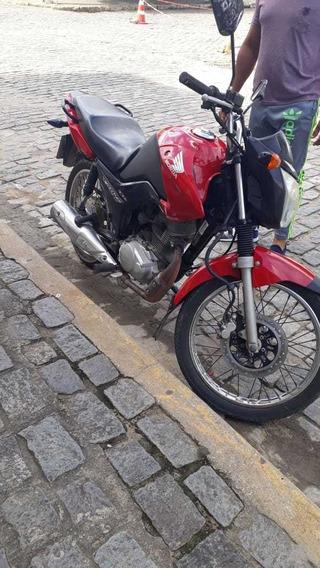 Honda Fan 125 Esd