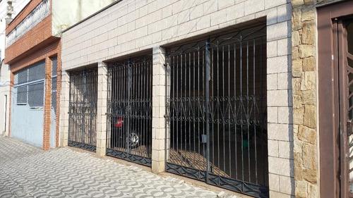 Casa Residencial À Venda, Vila Diva (zona Leste), São Paulo - Ca2572. - Ca2572