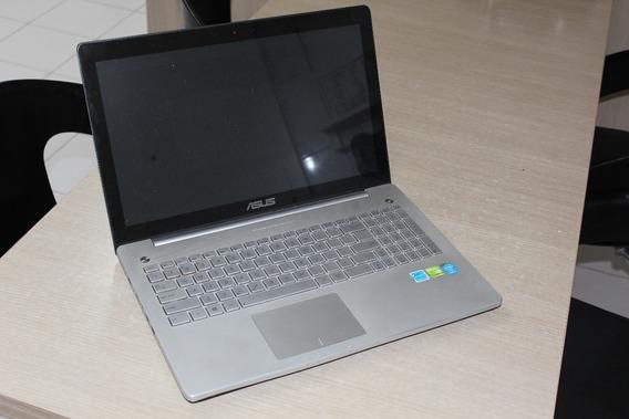 Notebook Asus N550j - Core I7 - Vídeo Gforce - Usado