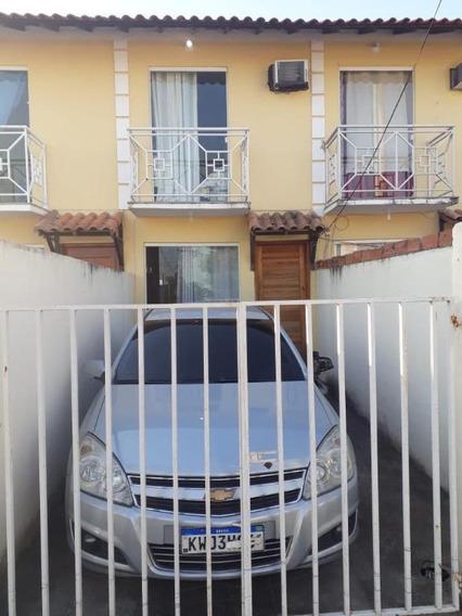 Casa Em Campo Grande, Rio De Janeiro/rj De 80m² 2 Quartos Para Locação R$ 1.200,00/mes - Ca269975