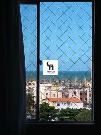Apartamento Residencial Para Venda Boca Do Rio, Salvador 3 Dormitórios Sendo 1 Suíte, 1 Sala, 1 Banheiro, 1 Vaga 70,00 M² Útil - Ap02940 - 34326788