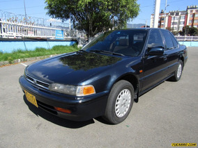 Honda Accord Exi At 2200cc 4p Ct
