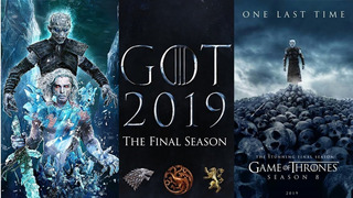 Game Of Thrones (juego De Tronos) Temporada 8
