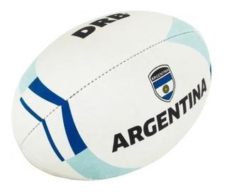 Pelota De Rugby Nº 5 Paises Drb En Gol De Oro