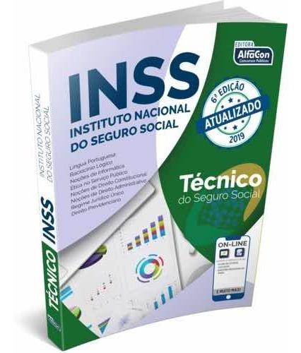 Apostila Técnico Do Seguro Social - Inss - 2020