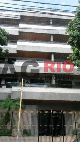 Apartamento-à Venda-vila Valqueire-rio De Janeiro - Agv31371