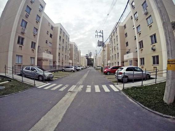 Lindo Apartamento Com 2 Quartos Em Condomínio Fechado - Pmap20094