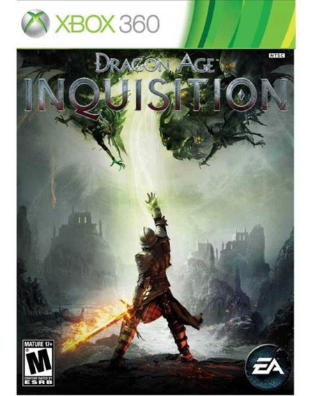 Game Dragon Age Inquisition - Xbox 360