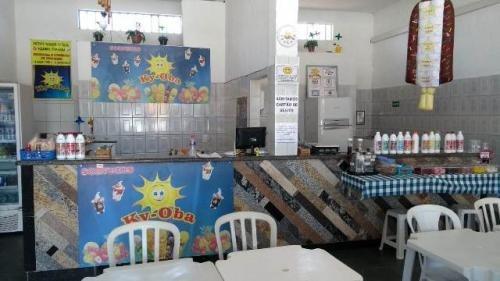 Ponto Comercial De Sorveteria Montada, Bopiranga, Itanhaém