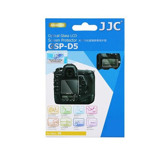 Protetor De Vidro Lcd Câmera Jjc Gspd5 Nikon D5