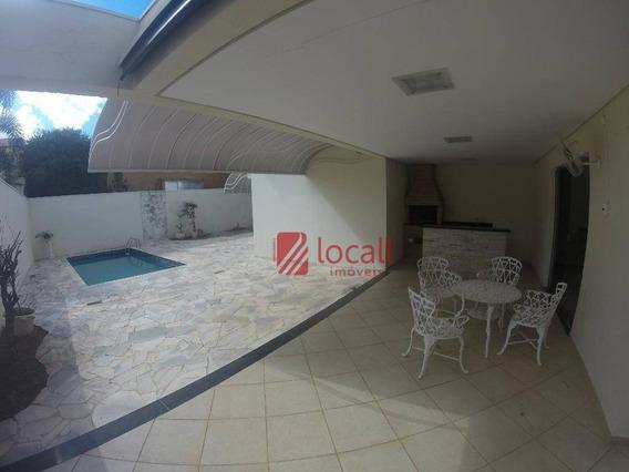 Casa Residencial Para Locação, Parque Residencial Damha Iii, São José Do Rio Preto. - Ca0490