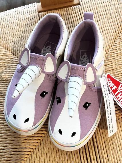 Vendo Vans Unicornio Nuevas!!!! Sin Uso.