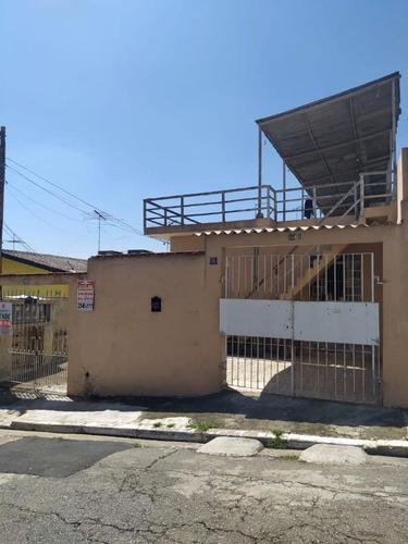Imagem 1 de 15 de Sobrado Para Venda Por R$500.000,00 Com 300m², 2 Dormitórios, 1 Suite E 4 Vagas - Vila Ponte Rasa, São Paulo / Sp - Bdi35763