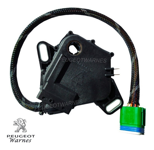 Sensor Caja Automatica Cambio Cva Original Peugeot 408 12-15