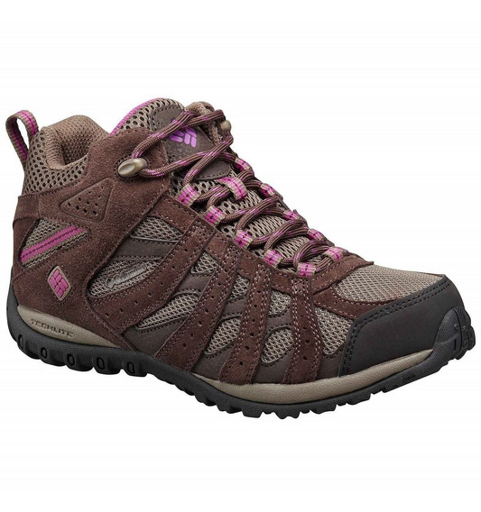 Botas Trekking Mujer Impermeables Columbia Redmond Mid