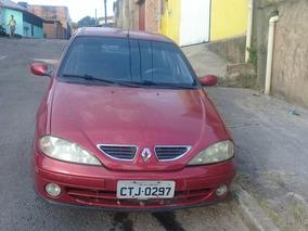 Renault Megane Sedan 2.0 Rxe 4p 2000