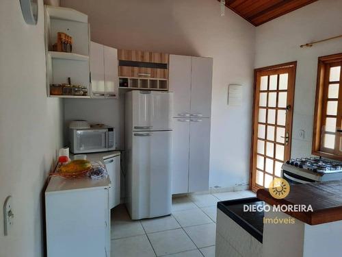Casa Com 2 Dormitórios Em Terra Preta - 293m² De Área Total - Cs118