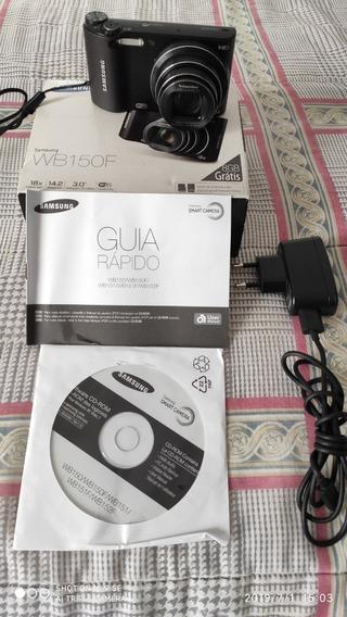 Câmera Compacta Samsung Wb150f