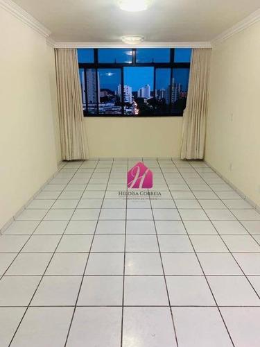 Apartamento Com 3 Dormitórios À Venda, 97 M² Por R$ 250.000,00 - Lagoa Nova - Natal/rn - Ap1433