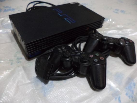 Video \game Play Station 2 Usado C/ Defeito Para Conserto