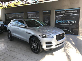 Jaguar F-pace 3.0 Prestige At 2017
