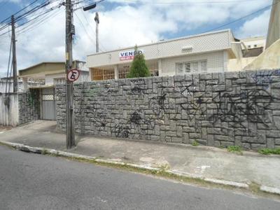 Casa Residencial À Venda, Montese, Fortaleza. - Ca0794