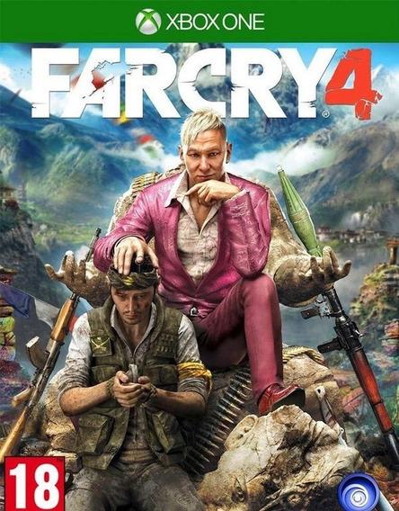 Far Cry 4 Xbox One Midia Digital + 1 Jogo Grátis