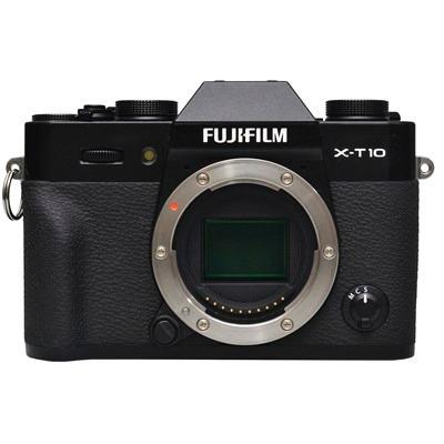 Câmera Digital Fujifilm X-t10 (black) - Corpo - Usada