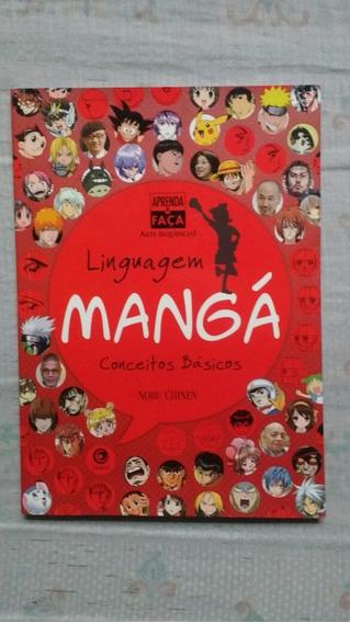 Livro De Estudo Linguagem Mangá Conceitos Básicos.